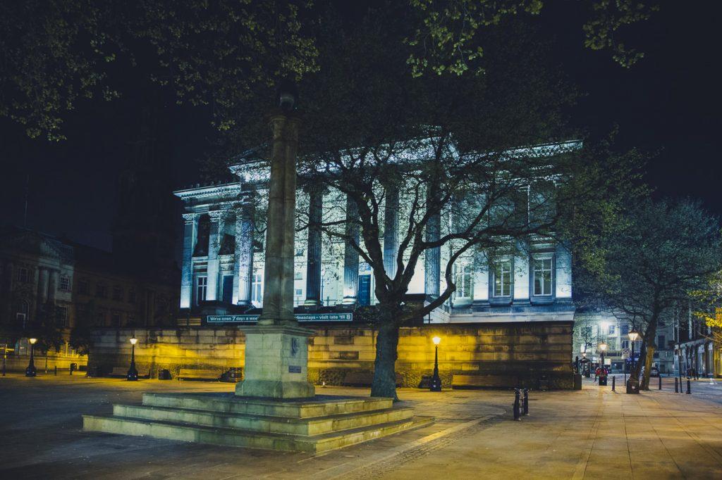 Preston  Central , Town Hall