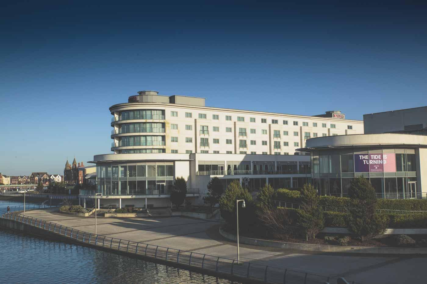 ramada hotel southport, lake