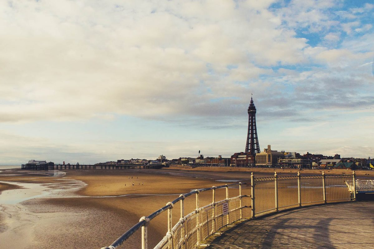 Blackpool Tower, tourist attraction